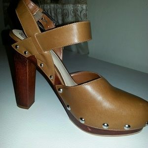 19bf74a53a0 Vince Camuto Shoes - Vince camuto Elric studded leather platform.